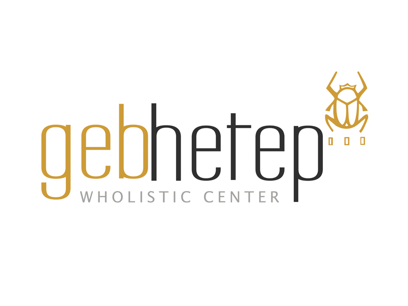 Logo Design for Geb Hetep Wholistic Health Center
